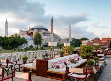 هتلهای لاکچری در استانبول