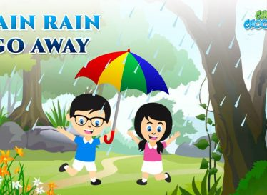 شعر Rain Rain go away با معنی فارسی
